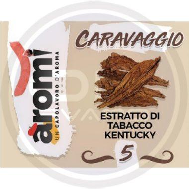 Caravaggio Aromì Aroma per liquidi sigarette elettroniche oksvapo