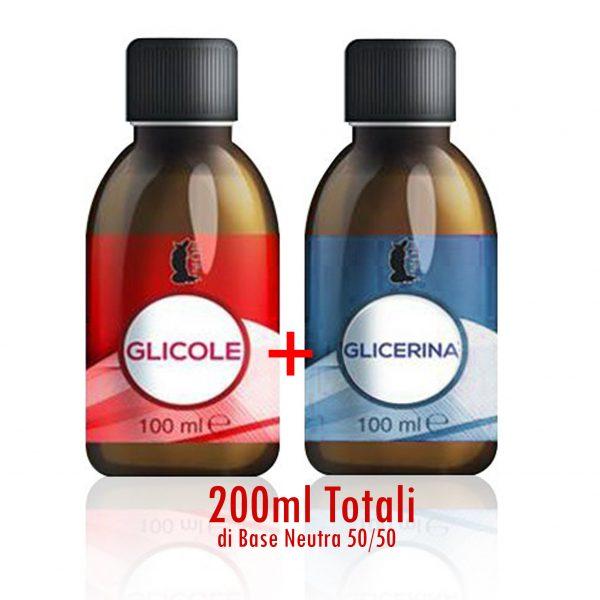 base neutra glicole glicerina sigarette elettroniche oksvapo