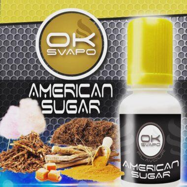 american sugar oksvapo liquidi sigarette elettroniche online
